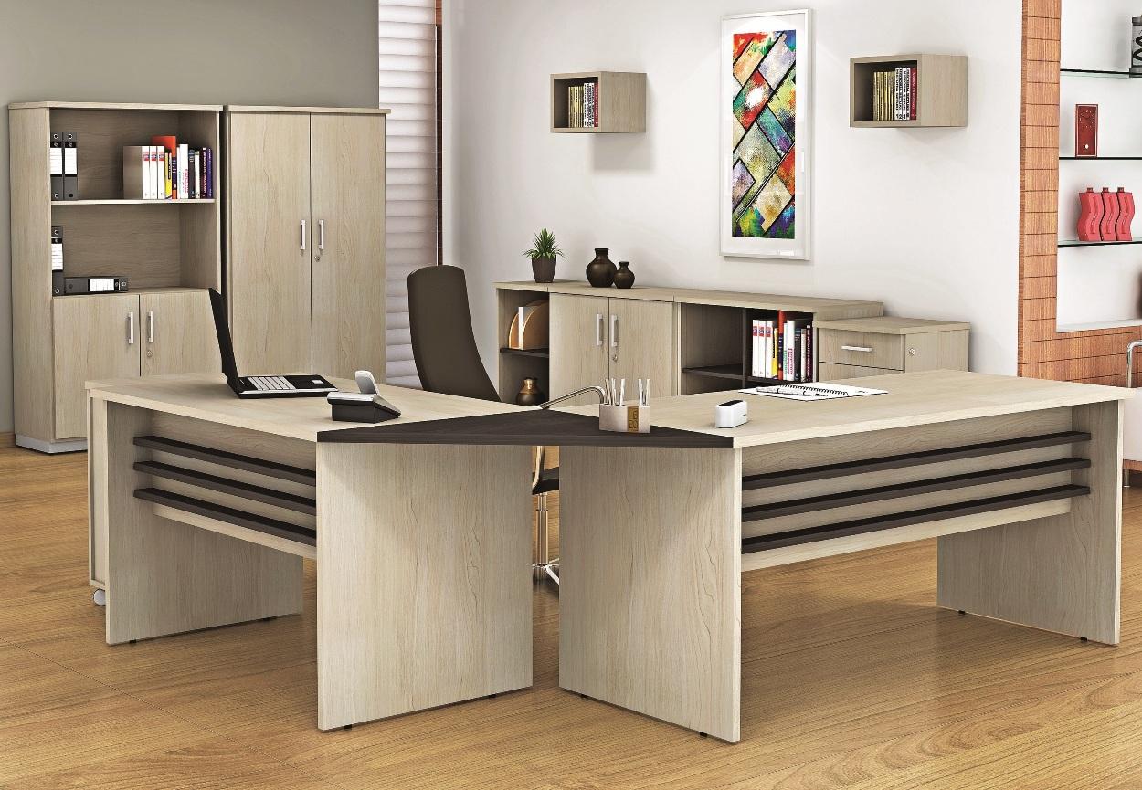 Produtos > > Móveis em Madeira Executivo Linha Executiva  #9E352D 1250x865